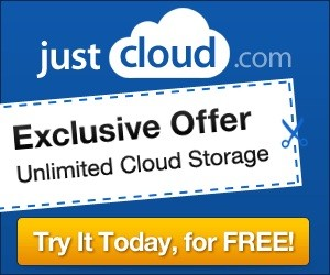 Just Cloud Back Up Cloud Storage